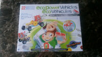 BRAND NEW ECO POWER VEHICLES KIT FOR KIDS