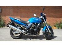 2001 KAWASAKI ZR-7 BLUE NATIONWIDE DELIVERY AVAILABLE