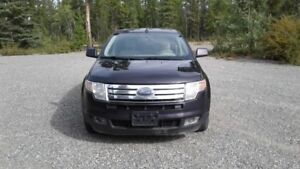 2007 Ford Edge SUV, Crossover trades considered