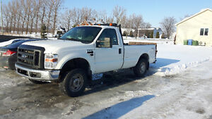 2010 Ford F-250 4x4