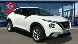 image for 2020 Nissan Juke 1.0 DiG-T N-Connecta 5dr DCT Petrol Hatchback Auto Hatchback Pe