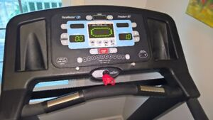 Pacemaster Premiere EXT Treadmill 25% of new - can deliver