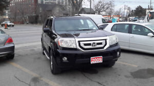 2009 Honda Pilot EX-L .DVDVD LEATHER LOADED SUV, Crossover