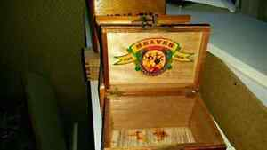 Vintage cigar boxes and unique humidors for sale!  Peterborough Peterborough Area image 2