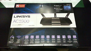 Linksys AC1900 Dual Band Smart WIFI Router