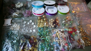 Fabrication bijoux, boucles d'oreilles, broches / jewels making
