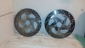 harley custom rotors
