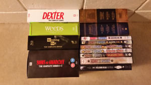 Bluray boxsets