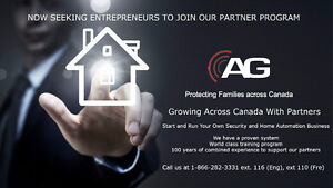 Canada's Biggest Home Security Company Starts Dealership Program