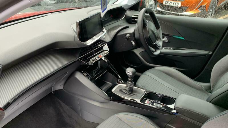 2021 Peugeot 208 1.2 PureTech Allure (s/s) 5dr Hatchback Petrol Manual