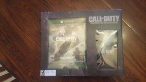 Xbox one Call of Duty Infinite Warfare Legacy edition