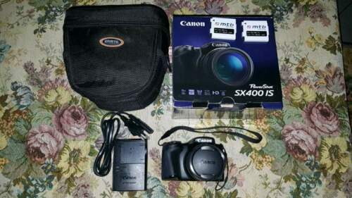 CANON Power Shot SX 400 IS