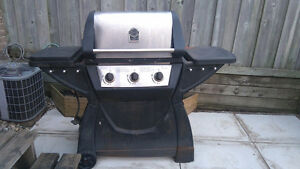Used BBQ with one Propane tank