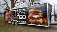 FOOD TRUCK FOR HIRE