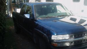 2001 Chevrolet Silverado 1500 4x4