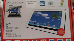Refurbished Proscan Tablet in White