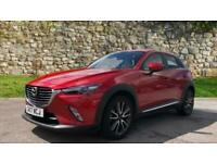 2017 Mazda CX-3 1.5d Sport Nav AWD Manual Diesel Hatchback