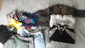 For Sale wide selection of Kids clothes Ages 6 to 11