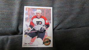 Eric Lindros NHL card
