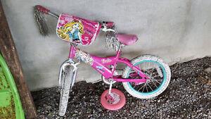 Free Barbie bike