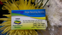 ☆$25☆ANJIE Cleaning provide affordable, fast and quality service