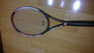 Wilson Hammer 6.4 Power holes tennis Racquet