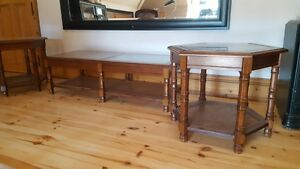 Glass coffee and End tables Peterborough Peterborough Area image 3