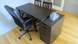 Chaise et mobilier de bureau a vendre