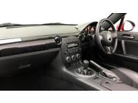 2013 Mazda MX-5 2.0i Sport Tech 2dr Petrol red Manual