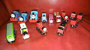 Thomas and Friends trains $30 takes LOT