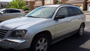 2004 Chrysler Pacifica 3L SUV, Crossover