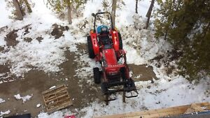 2014 mcormick x10.40h tractor