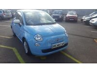 Fiat 500 1.2I COLOUR THERAPY S/S (blue) 2013