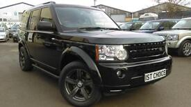 2011 LAND ROVER DISCOVERY 4 SDV6 LANDMARK LE JUST 34000 MILES FULL HISTORY