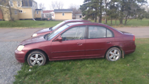 2 civic for sale