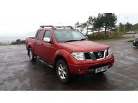 2007 (57) Nissan Navara Outlaw Pick Up / Pickup, DCi, Diesel, Manual, 4x4/4WD