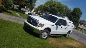 2013 Ford F-150 XLT CREWCAB Camionnette