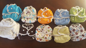 Thirsty Pocket diapers