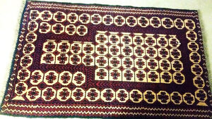 Hand-knotted Persian Finest Baluch Wool Rug