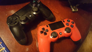 2 PS4 Controllers for sale