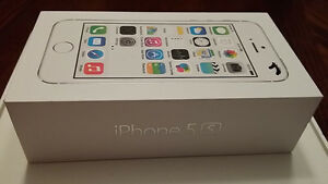 BRAND NEW IN BOX iPhone 5S 16gb