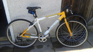 Supercycle  'tempo' hybrid