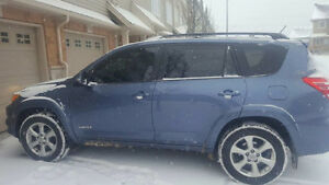 2010 Toyota RAV4 Yes SUV, Crossover