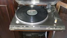 Technics turntable SLBD22