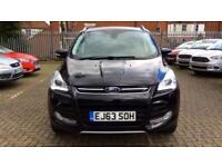 2013 Ford Kuga 2.0 TDCi 163 Titanium X Powers Automatic Diesel 4x4