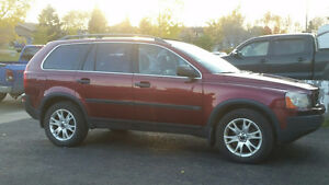 XC90 VOLVO Year 2004, T6 AWD Turbo (2.9L)