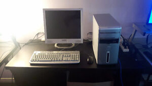 DELL INTEL DUAL CORE 1.86 GHZ COMPUTER SYSTEM
