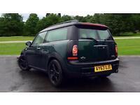 2013 Mini Clubman 1.6 Cooper D 5dr Manual Diesel Estate