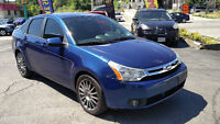 2009 Ford Focus 143,000km AUTOMATIC Safety E-tested BLUETOOTH! Kitchener / Waterloo Kitchener Area Preview