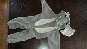costume d'éléphant 24mois